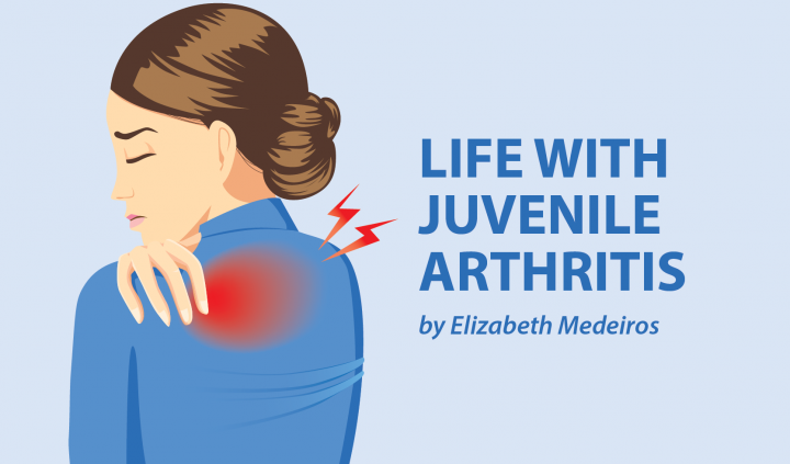 Juvenile Arthritis Is Inconsistent, Not Me