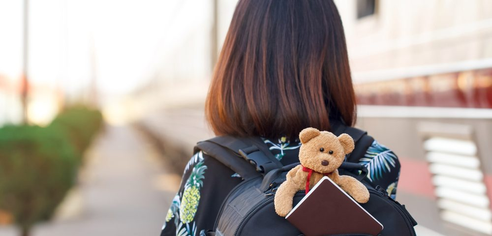 Backpack Safety for Students with Juvenile Arthritis