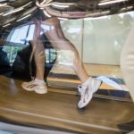 submaximal treadmill test, JIA